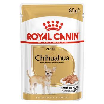 Корм Royal Canin для дорослих собак породи Чіхуахуа 85г - купити, ціни на Восторг - фото 1