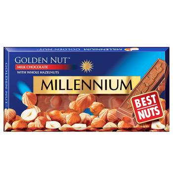 Millennium Golden Nut Milk Chocolate