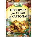 Приправа Еко до страв з картоплі 20г