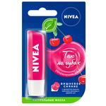 Nivea Cherry Shine Lip Balm 4.8g