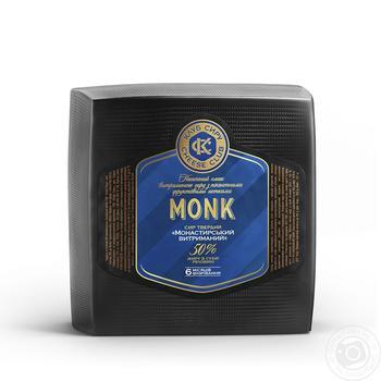 Сыр Клуб Сыра Монастирский 45% - купить, цены на Фуршет - фото 1