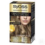 SYOSS Oleo Intense № 7-58 Cold blond Hair dye