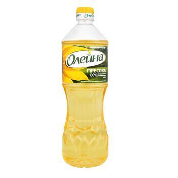 Oleina Traditional refined sunflower oil 850ml