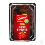 Торт Сладков пинчер с вишней 200г - купить, цены на Таврия В - фото 1
