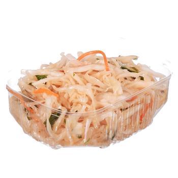 Салат Агро-Эко из цветной капусты 200г - купить, цены на Таврия В - фото 1