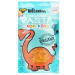 Макаронні вироби BioSaurus паста для дітей органічна 200г