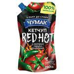 Кетчуп Чумак Red Hot натуральный 250г