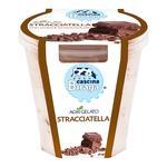 Морозиво Cascina Biraga AgriGelato Страчателла з шматочками шоколаду 350мл