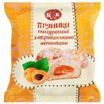 Пряник БКК в глазури с абрикосовой начинкой 190г