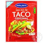 Приправа Santa Maria Taco 28г