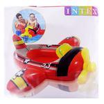Лодка Intex надувная детская для бассейна 1,07м*69см в ассортименте