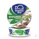 Vodnyi Mir Forshmak Appetizer 110g