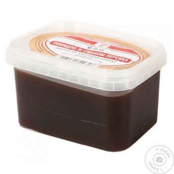 Semerka Jam with Peach Flavor 500g - buy, prices for Tavria V - image 1