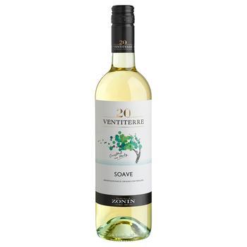 Zonin Soave White Wine 12% 750ml