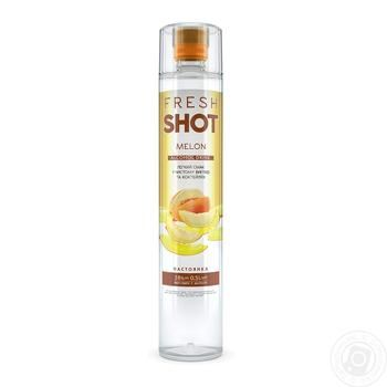 Настоянка Fresh Shot Диня 28% 500мл - купити, ціни на МегаМаркет - фото 1