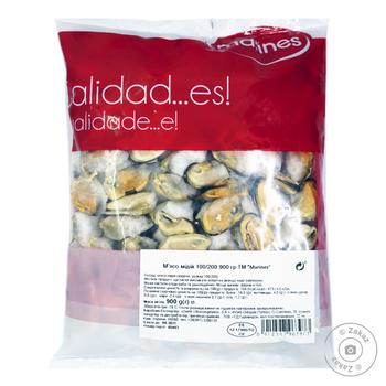Seafood mussles frozen 900g - buy, prices for Novus - image 1