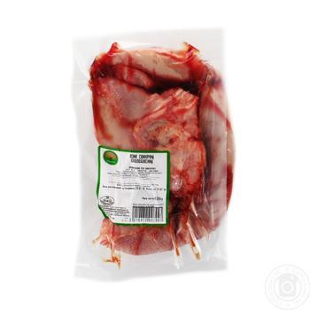 Язык свиной Мясная весна охлажденный - купить, цены на Ашан - фото 1