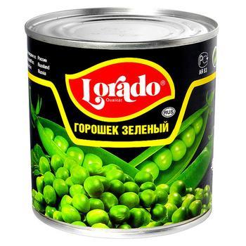 Горошек Lorado консервированный 420г