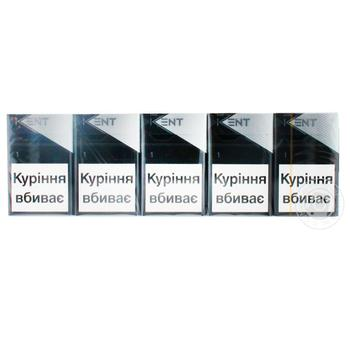 Kent Nano White Cigarette - buy, prices for Metro - image 1