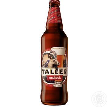 Пиво Taller Майбок светлое 0,5л стекло