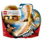 Конструктор Lego Повелитель Золотого дракона 70644