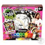 Набір креативної творчості сумка-розмальовка My Color Bag Данко Тойс COB-01-01, 02, 03,04,05