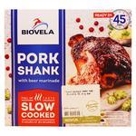 Рулька свиняча Biovela Slow cook у пивному марининаді