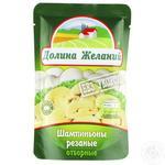 Mushrooms cup mushrooms Dolina jelaniy cut 200ml - buy, prices for Novus - image 1