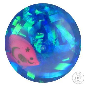 Мяч попрыгунчик Астра Дистрибьюшн 6.5см AR05272 - купить, цены на Фуршет - фото 1