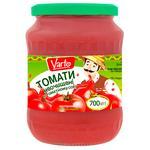 Varto Pasteurized Tomatoes in Tomato Juice 700g