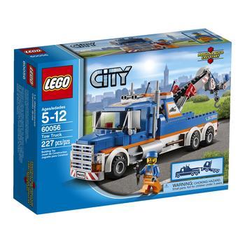 Конструктор Лего Сити таун Буксир для детей от 5 до 12 лет 227 деталей