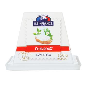 Ile de France Chavroux goat cheese 150g - buy, prices for CityMarket - photo 2