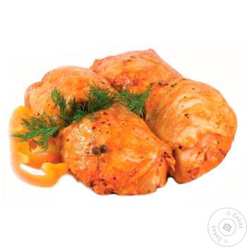 Бедро куриное в маринаде охлажденное - купить, цены на Фуршет - фото 1