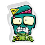 Ластик Yes Zombie фігурний