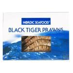 Nordic Seafood Shrimps Black Tiger 8/12 1kg