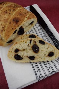 Кіпрський оливковий хліб