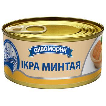 Akvamarin alaska pollack caviar 185g