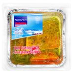 Fish spotted thicklip loach Norven with spices pickled 300g Ukraine