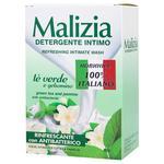 Гель для інтимної гігієни Malizia Зелений чай і жасмин 200мл