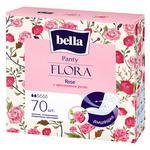 Щоденні прокладки Bella Panty Флора троянда 70шт