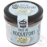 Паштет Pata Negra Roquefort з блакитним сиром 110г