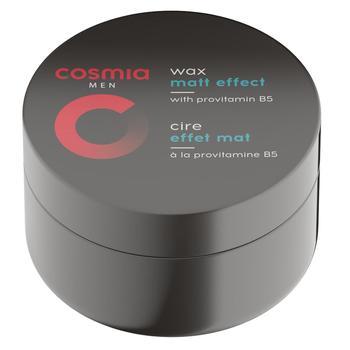 Воск Cosmia для укладки волос 75мл - купить, цены на Ашан - фото 1