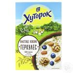Oat flakes Khutorok Extra quick-cooking 800g