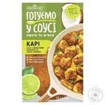 Prypravka Curry Sauce with coconut milk and kaffir lime 140g - buy, prices for MegaMarket - image 1