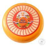 Сыр Belle de Hollande Гауда пикантная весовой 48%