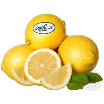 Лимон сан лукар 0,5кг