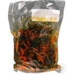 Морская капуста Бравита с морковью по-корейски 500г - купить, цены на Ашан - фото 2