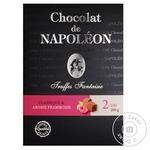 Цукерки Chocolat de Napoleon Французькі трюфелі Fantaisie класичні та зі смаком малини 2*100г
