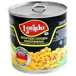 Кукуруза Lorado сладкая консервированная 425мл