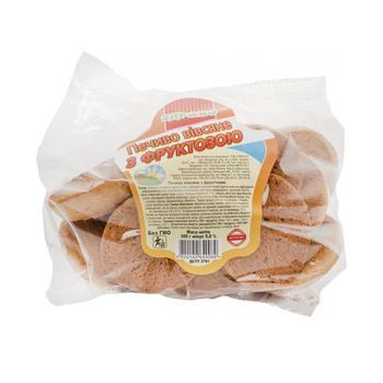 Печенье овсяное Здраво Рассвет с фруктозой 300г - купить, цены на МегаМаркет - фото 1